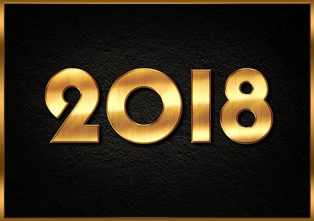 2018 – A look Back At This Years Achievements