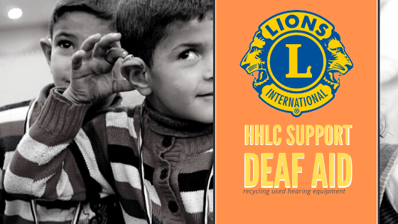 Deaf Aid project cover image