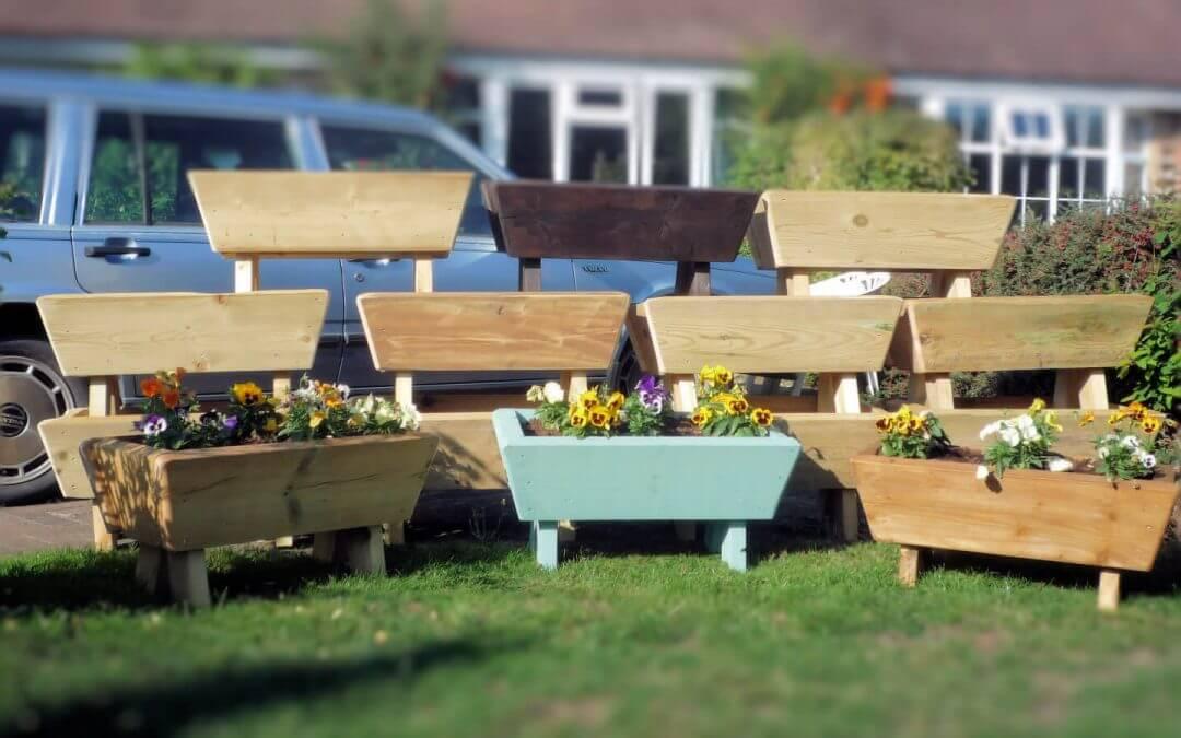 Fund Raising | HHLC Garden Planters