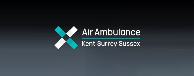 Logo For the Kent, Sussex & Surrey Air Ambulance Group