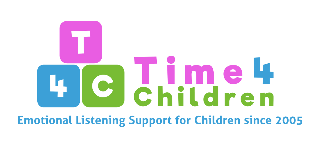Logo Image for the charity Time For Children - who've provided emotional listening for children since 2005